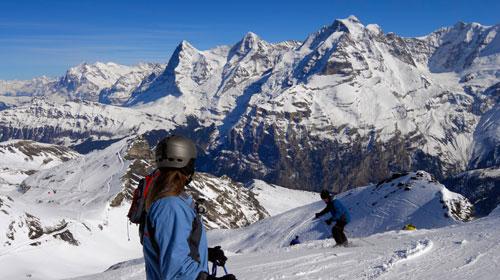 Jungfrau Region / Jost von Allmen