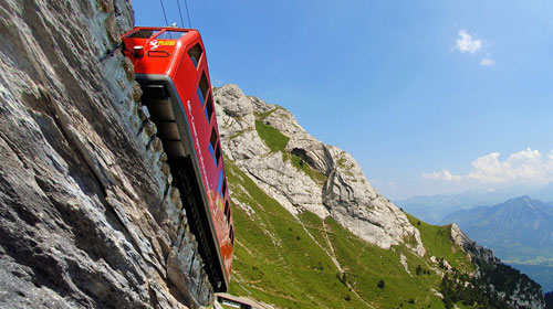 Pilatus Zahnradbahn
