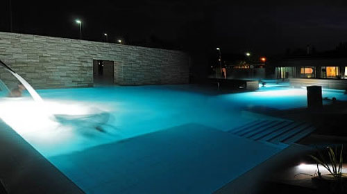 Aqua Spa Resorts / BlueWaterCom