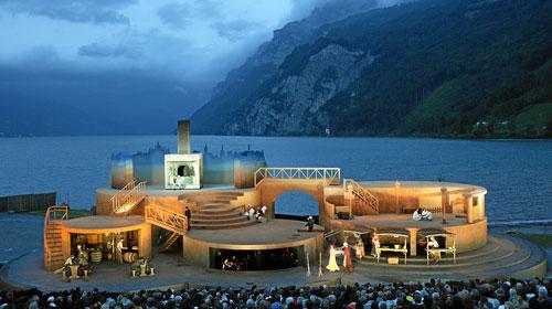 Walensee-Bühne
