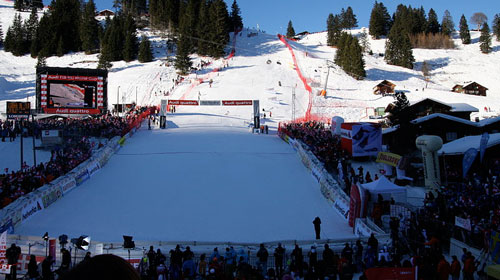 FIS Ski World Cup Adelboden