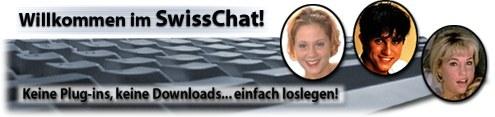 Willkommen im SwissChat! - Keine Plug-ins, keine Downloads... einfach loslegen!
